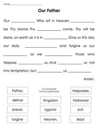 A Small Book To Help Kiddos Memorize The Lords Prayer I Needed
