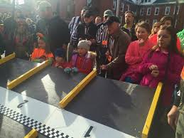 Damariscotta Pumpkin Festival by Pumpkin Derby A Sunny Success Wiscasset Newspaper