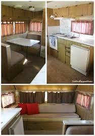 RV Interior Decor Bedroom Source Homes On Wheels 5 Travel Trailer Makeovers We Love Porch Advice