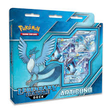 Pokemon Deck List Standard by Legendary Battle Deck Articuno Pokémon Trading Card Game