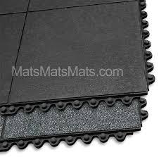 rubber floor tiles types of rubber flooring fantastical garage