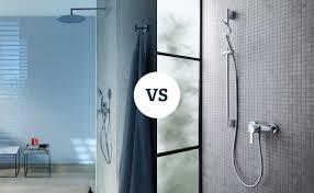 aufputz oder unterputzarmaturen bei der dusche vorteile