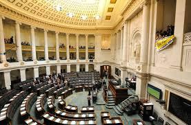 chambre du parlement le président de la chambre au rapport alliance wallonie