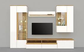 wohnzimmer wohnwand set interdesign 24