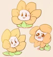 WHY IS FLOWEY SO DANG CUTE