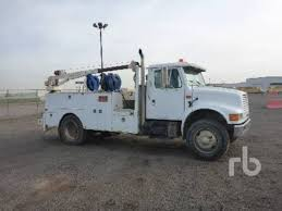 100 Used Service Trucks International Utility Mechanic