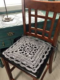 Chair Pads, Crochet Cotton Chair Pads, Kitchen Chair Pads, Dining Chair  Pads, Chair Toppers, MADE TO ORDER Us 125 28 Offsunnyrain 1 Piece Cotton White Crochet Table Cloth Christmas Tablecloth For Ding Rectangle Crocheted Coffee Coverin Free Runner Or Pattern And Small Things Diy Ontrend Chair Socks 26 Creative Rug Patterns Allfreecrochetcom 62 The Funky Stitch Back Covers By Cara Medus Diagram Ja001 Annies Attic 1992 Crochet Romantic Ding Room Vol Ii Ebay Chair Cover Pattern Seat Sacks Pockets Ding China Lace Vintage Large Floral Cover Wedding