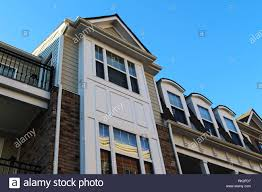 100 Townhouse Facades American Stock Photos American Stock Images