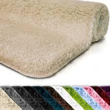 badteppiche vorleger matten in beige günstig kaufen ebay