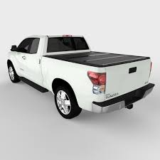 Trifecta Bed Cover by Tonneau Covers Titan Truck