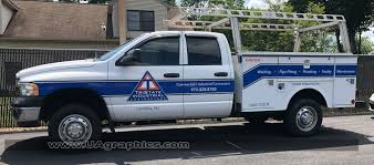100 Signs For Trucks Cars UA Graphics Commercial Vehicle Lettering