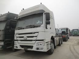 100 Semi Truck Exhaust Tractor Prime Mover With Engine Valve Brake