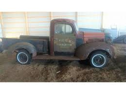 1946 Dodge 1/2 Ton Pickup For Sale   ClassicCars.com   CC-1138391 1946 Dodge Pickup For Sale Classiccarscom Cc939272 D100 Cc1055322 15 Ton Truck Gas Classic Cars Youtube 1967 4 Wheel Drive Pickups Models W Wm Sales Brochure Wc 12 Ton Orig Pickup W4 Speed Sale 8950 Sold Saskguy73 1947 Fargos Photo Gallery At Cardomain Rat Rod Hot Cruzr Used Other 12ton 92211 Mcg Chrysler Chevy Ford Gmc Packard Plymouth Dump For 1