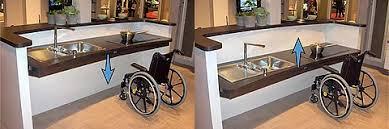 cuisine pour handicapé cuisines morel celtis rennes et laval cuisine adaptée pmr