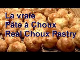 la pate à choux 2018 real choux pastry 2018