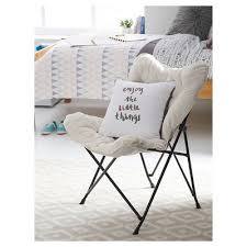 White Saucer Chair Target by Lounge Seating Target