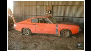 Farm Clearing Sale - 1971 Chrysler Valiant RT Charger - Only 7000 ... Vw Sp2 Ultra Rare Barn Find Only 4 In Uk Willys Coupe Americar Complete Runs Barn Find Survivor Car 1 Of 20 Moto Guzzi Magni Australia Renovation Barn Find Classic Xk150 Fixed Head 1958 Lhd Find Hot Bikini Girl Shows Off Tough Aussie Holden Chrysler Muscle Forza Horizon 3 Finds Visual Guide Vg247 Here Is Where To All 15 In Brand New Ford Xc Falcon 500 Panel Van Auctioned Street Machine