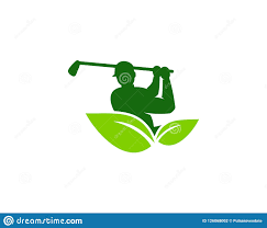 99 Eco Golf Logo Icon Design Stock Vector Illustration Of Grow 126068002