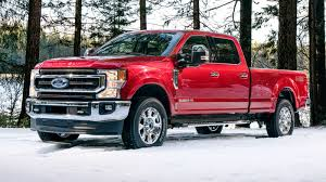 100 Super Duty Truck 2020 Ford Gets Big 73Liter Gas Engine Torquier Diesel
