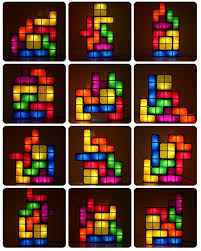 Tetris Stackable Led Desk Lamp Nz by 9 Best Retro Games Geek Items Images On Pinterest Desk Light