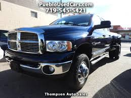 100 Trucks For Sale In Colorado Springs Dodge Ram 3500 Truck For In CO 80950 Autotrader