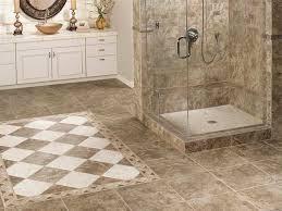 bathroom flooring best tile for shower floor in luxury bathroom