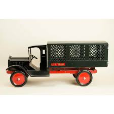 Keystone U.S. Mail Truck | Witherell's Auction House Antique Buddy L Junior Trucks For Sale Cheap Mail Truck Toy Find Deals On Line At Alibacom Car Wash Kids Youtube Structo Pressed Steel No 5853 Us Old Toys The Early Efsi Holland 1 87 Camp Lee Petersburg Truck Classic Wooden Community Vehicle Set Skeeters Toybox 1960s Little People Sending Letters Shop Die Cast Becky Me