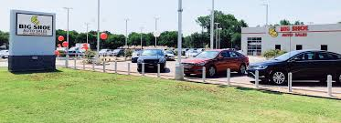 Used Dealership Irving TX | Used Cars Big Shoe Auto Sales