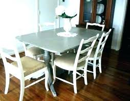 Chalk Paint Kitchen Table Dining Room Painted Ideas For Impressive