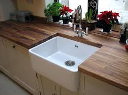 how to clean ceramic sinks in kitchen kitchen ceramic sinks on
