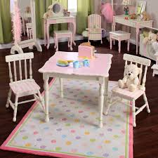 Kidkraft Farmhouse Table And Chair Set Walmart by Have To Have It Teamson Kids Bouquet Table And Chair Set 249 99