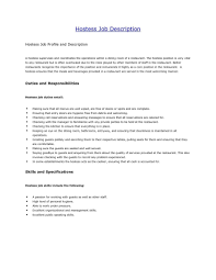 Public Speaker Resume Sample New Adorable Hostess Duties For Air Examples Large Size