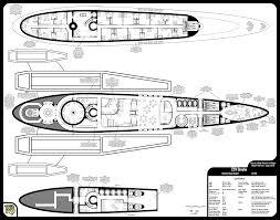 Starship Deck Plan Generator by Some Ship Maps