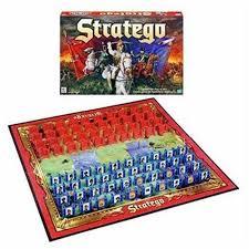 Amazon Stratego Milton Bradley Board Games Toys