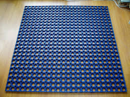 Anti slip rubber deck mats Qingdao Guangneng Rubbers & Plastics
