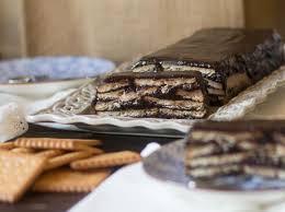 keller kuchen tarta de chocolate y galletas