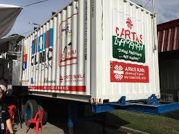 100 Southeastern Trucking Tracking ROYAL CARGO DONATES TRUCK TRAILERS TO CARITAS MANILA Royal