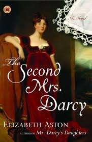 The Second Mrs Darcy By Elizabeth Aston