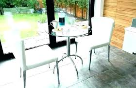 Modern Patio And Furniture Medium Size Small Set For 2 Person Dining Room Table Mismatched