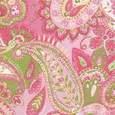 Extraordinary Pink And Green Paisley Bedding Fancy Home Decor