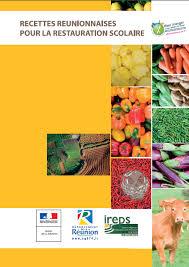recette cuisine collective livret de recettes en restauration scolaire instance régionale d
