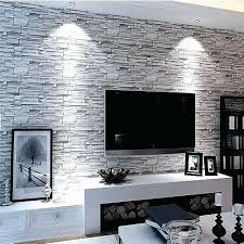 8 klassisch lager tapete wohnzimmer modern braun