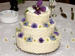 cake decorations fabulous ideas for cake decoration with edible flowers