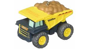 100 Dump Trucks Videos Ornament Hallmark 2018 Tonka Truck Christmas Tree