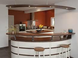 cuisine americaine avec bar modele cuisine ouverte avec bar beautiful cuisine avec un lot