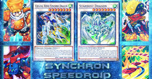deck synchron speedroid mayo may 2016 duels and decklist