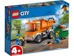 100 Garbage Truck Videos For Children 60220 LEGO City Products And Sets LEGOcom US