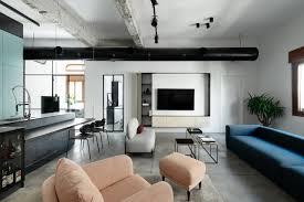 100 Loft Apartment Interior Design Ax3 A Modern In Tel Aviv By Studio ETN