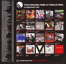 Dead Kennedys Halloween by Frank Zappa Unofficial Releases U0027h U0027 Wolf U0027s Kompaktkiste