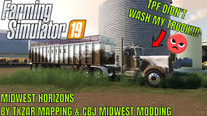 FS19 - Beta Midwest Horizon Map By Txzar Mapping & CBJ Midwest ...